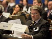 2014.gada 24.oktobris. Baltijas Asamblejas 33. sesija.